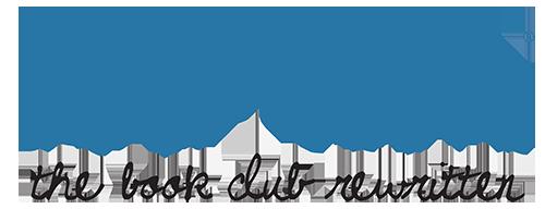 Club Book: the book club rewritten logo