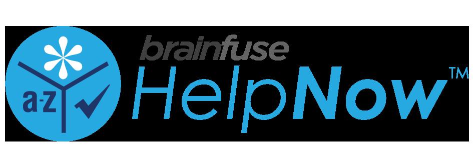 Brainfuse HelpNow logo