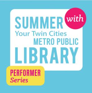 Summer Performer Series Logo