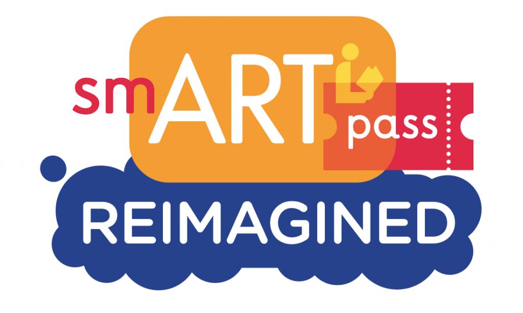 SmARTpass Reimagined logo