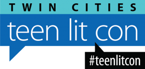 Twin Cities Teen Lit Con logo