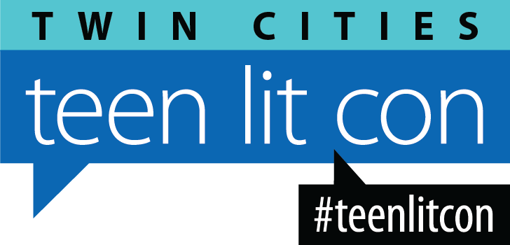 Twin Cities Teen Lit Con logo