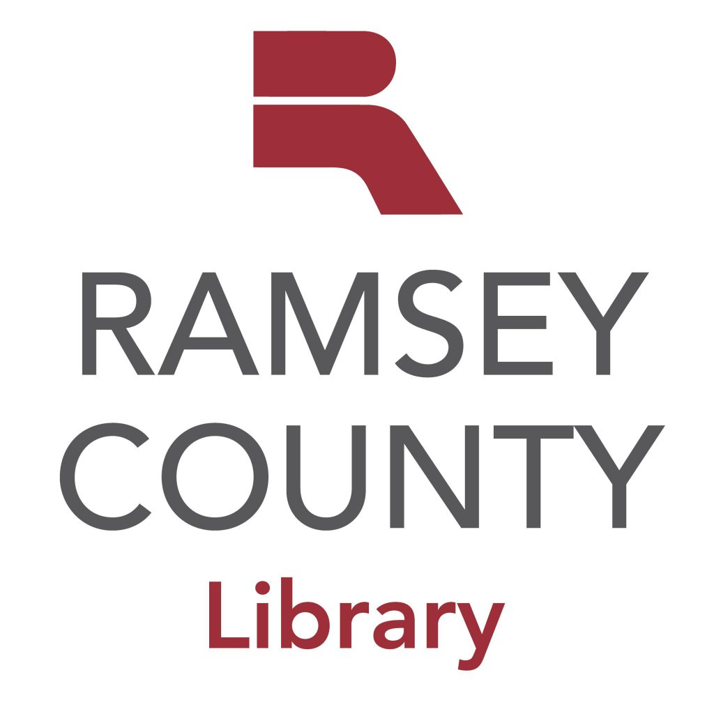 Ramsey County Library logo