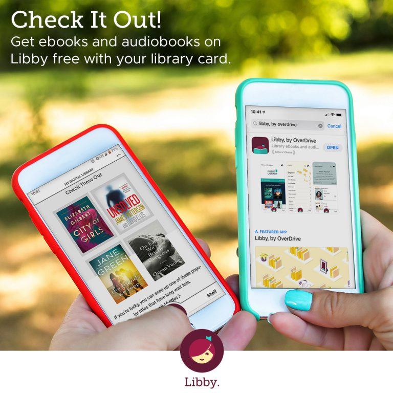 Check it Out with Libby